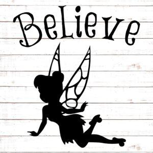 Tinkerbell Believe #2
