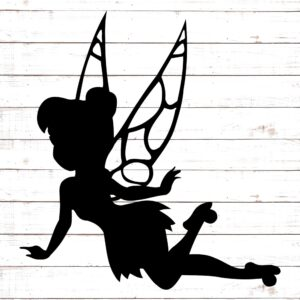 Tinkerbell Silhouette #1