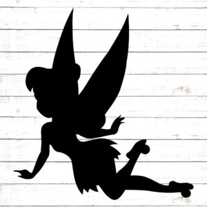 Tinkerbell Silhouette #2
