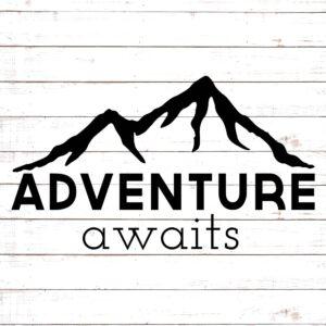 Adventure Awaits #4
