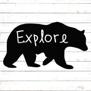 Explore Bear #2