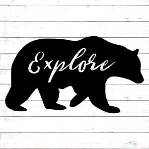 Explore Bear #1