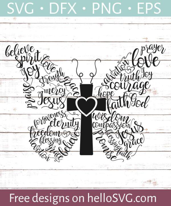 Christian Butterfly