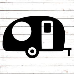 Camper Monogram