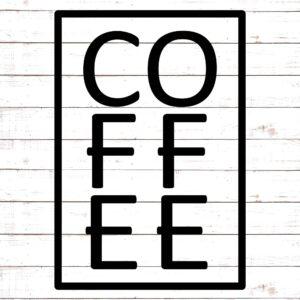 Coffee Rectangle
