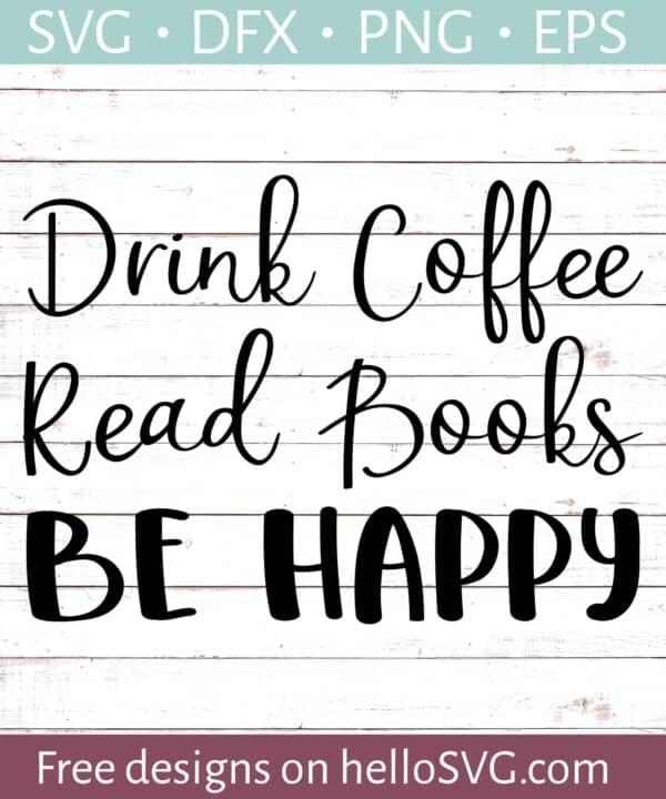 Drink Coffee, Read Books