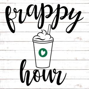 Frappy Hour