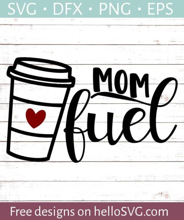Mom Fuel - Coffee