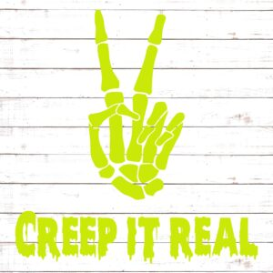Creep It Real Skeleton