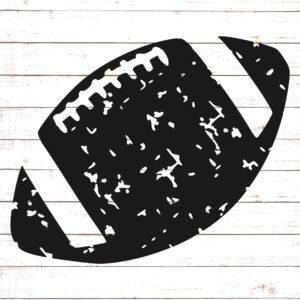 Football - Distressed