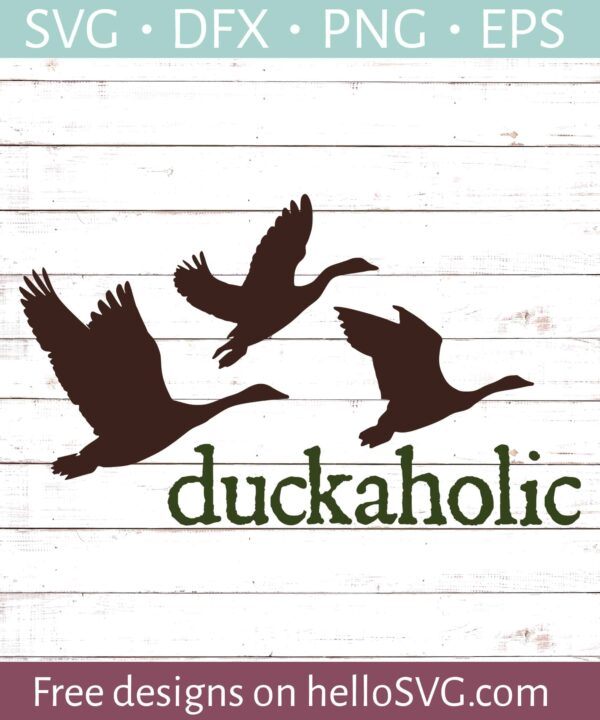 Duckaholic
