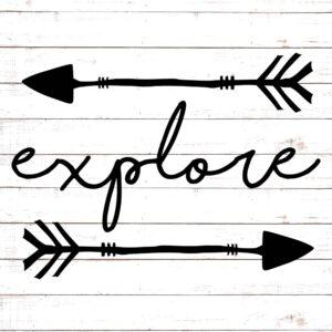 Explore with Arrows #1