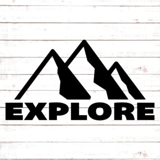 EXPLORE with Mountains #1