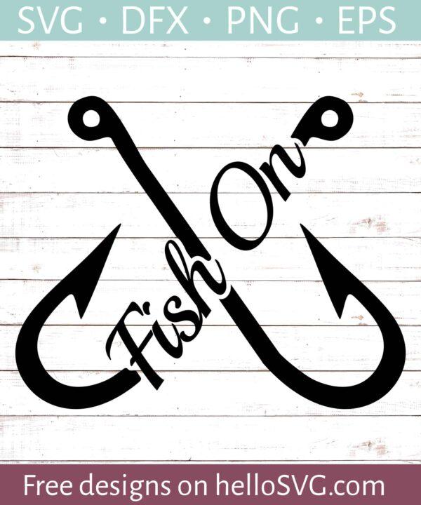 Fish On! #1