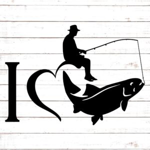 I Love Fishing #1