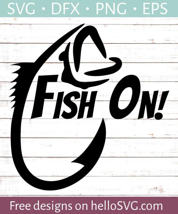 Fish On #4