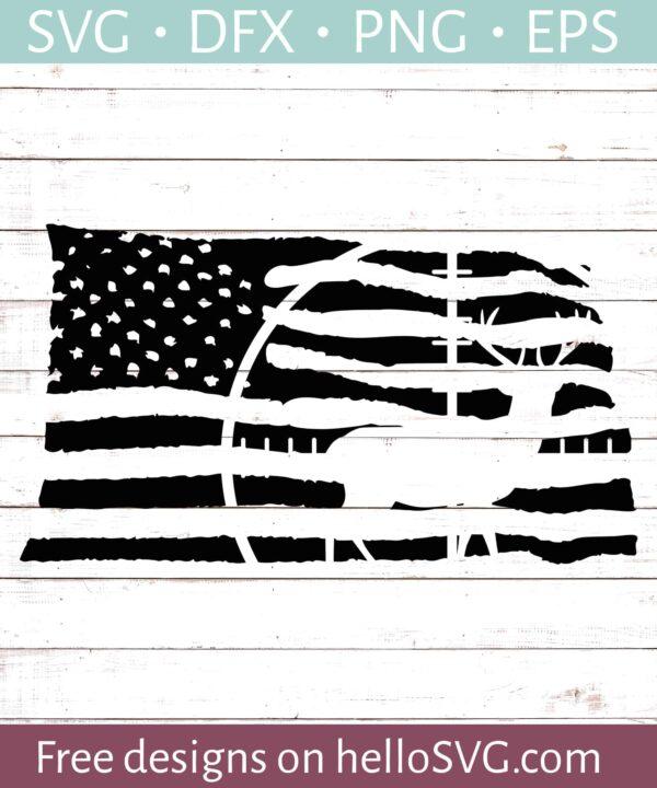 Hunting Flag #2