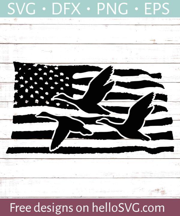 Hunting Flag #1