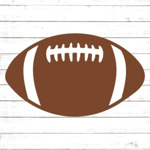 Football Monogram #2