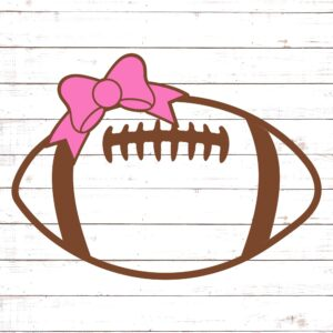 Football Monogram #1
