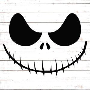 Nightmare Ghoul Smiling