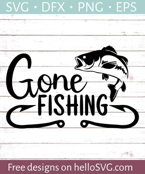 Gone Fishing #3