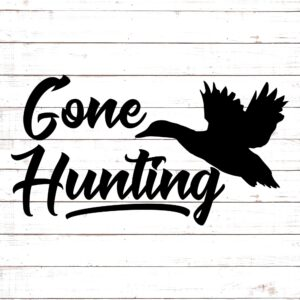 Gone Hunting #1