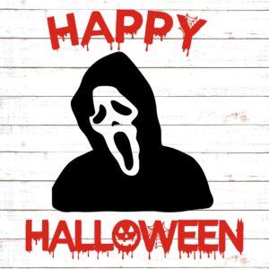 Grim Reaper Happy Halloween #2