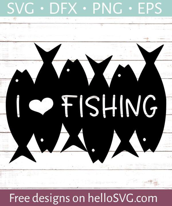I Love Fishing #2