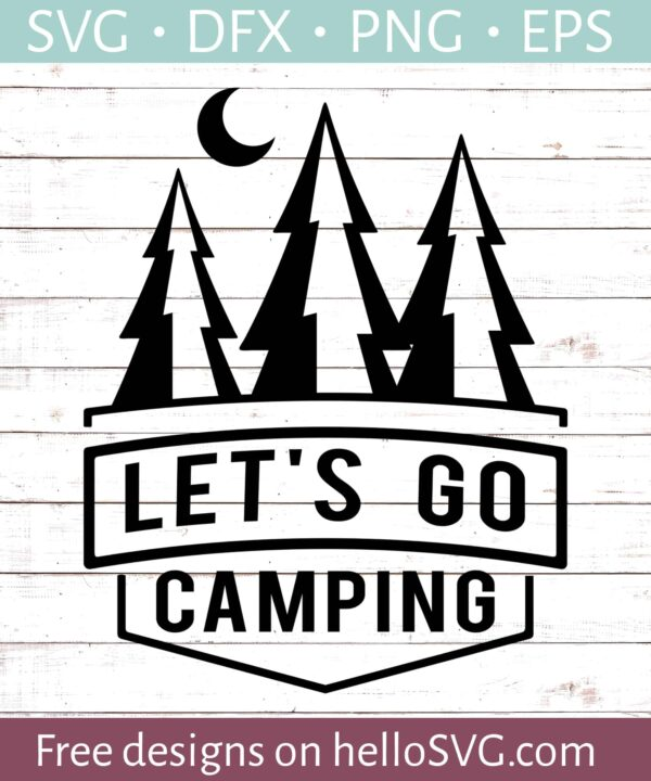 Let's Go Camping #1