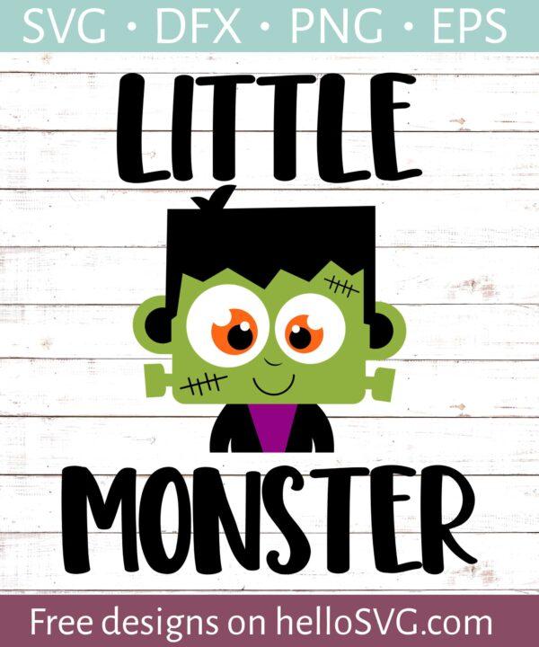 Little Monster Frankenstein