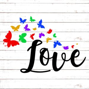 Love with Butterflies (Autism)
