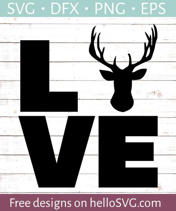 Love Me Like You Love Hunting