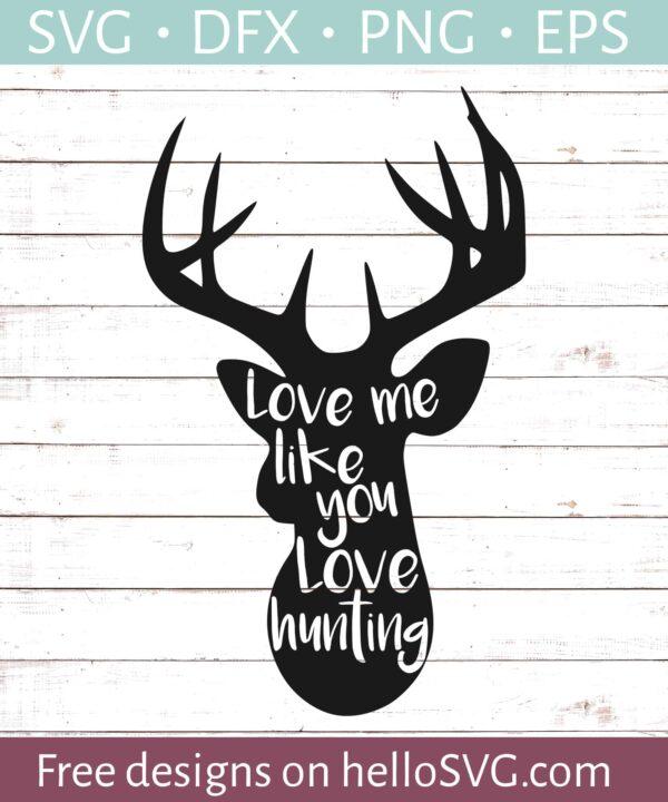 Hunting Love #1