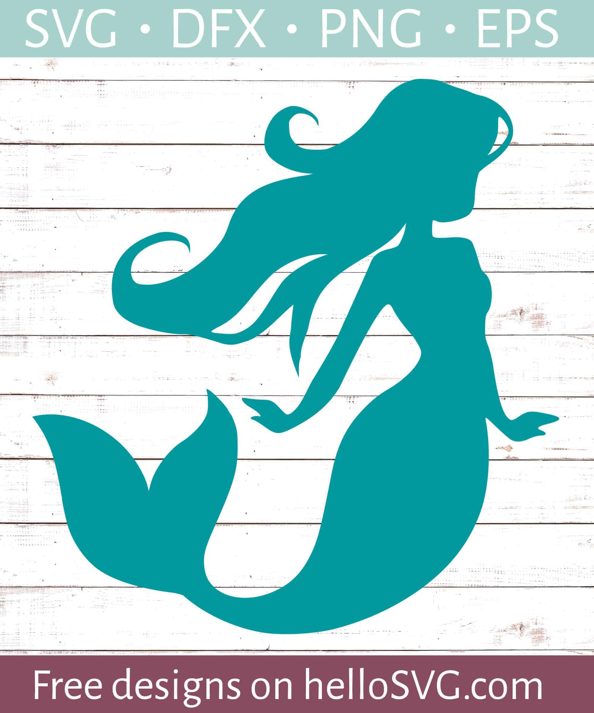 Mermom svg,png,jpg,dxf Mermaid cut file,birthday mermaid,mermaid instant download cutting file,silhouette cricut cut,free commercial use