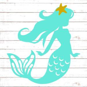 Starfish Mermaid