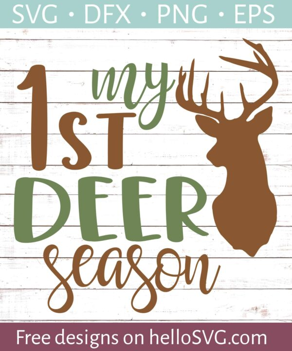 My First Deer Season