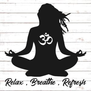 Relax Breathe Refresh