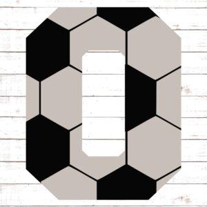 Soccer Font No. 0