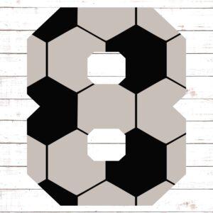 Soccer Font No. 8