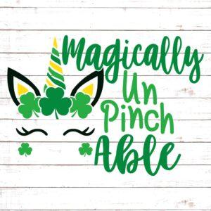 Magically Unpinchable Unicorn