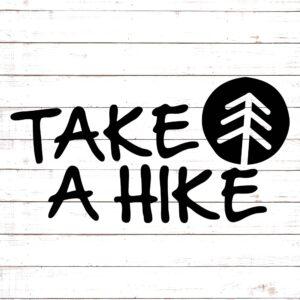 Take a Hike SVG
