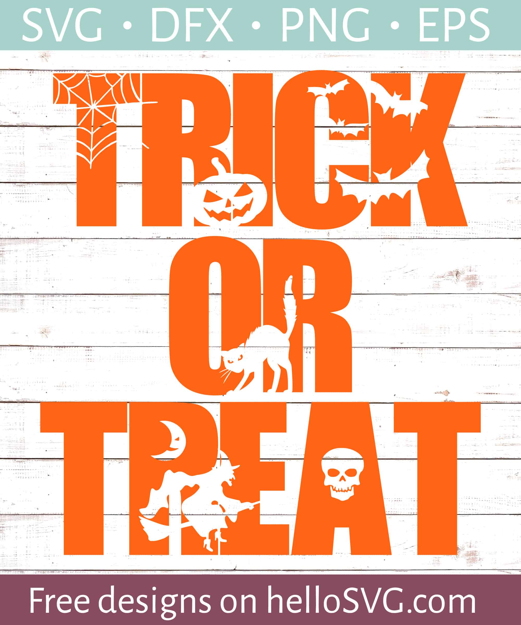 36+ Trick Or Treat – Svg File Crafter Files