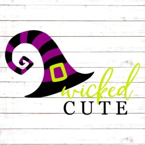 Wicked Cute Witches Hat
