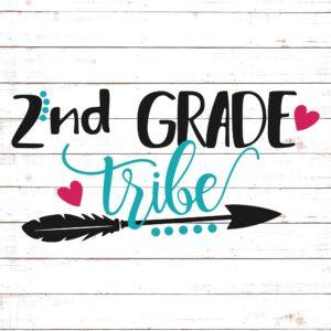 2nd Grade Tribe