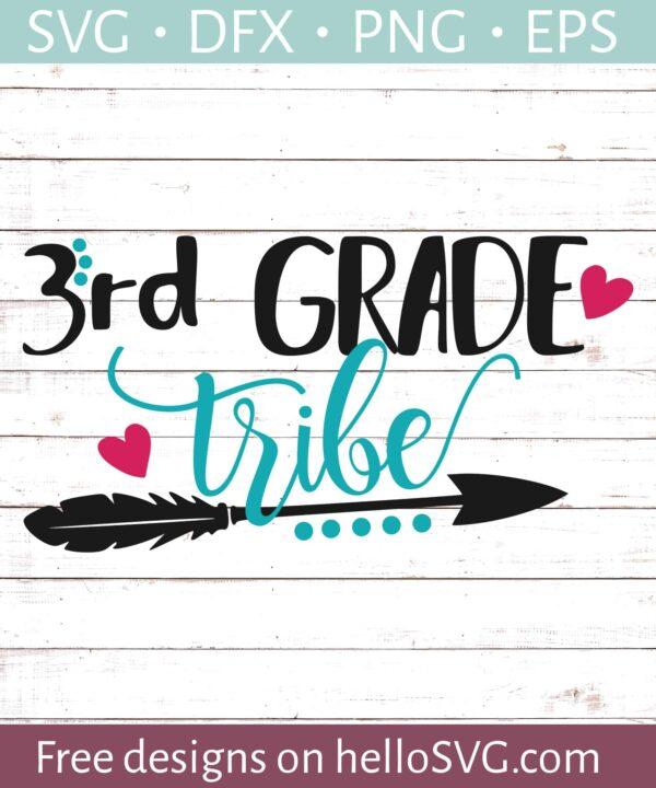 3rd Grade Tribe