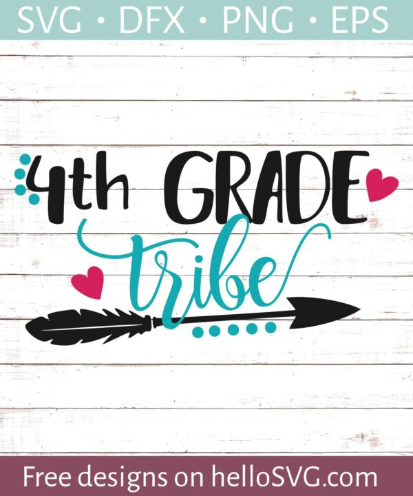 4th Grade Tribe