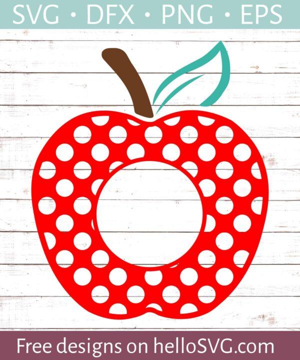 Apple Monogram #2