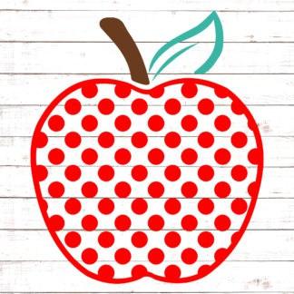 Polka Dot Apple