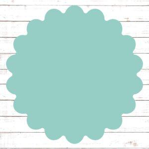 Circle Monogram Frame #22